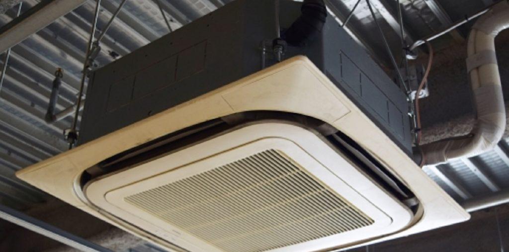 休業期間中に、業務用エアコンを入れ替えよう!